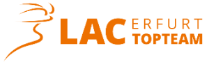 Link zur Homepage des LAC Erfurt TopTeam