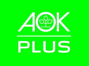 Link zur Homepage unseres Sponsors AOK